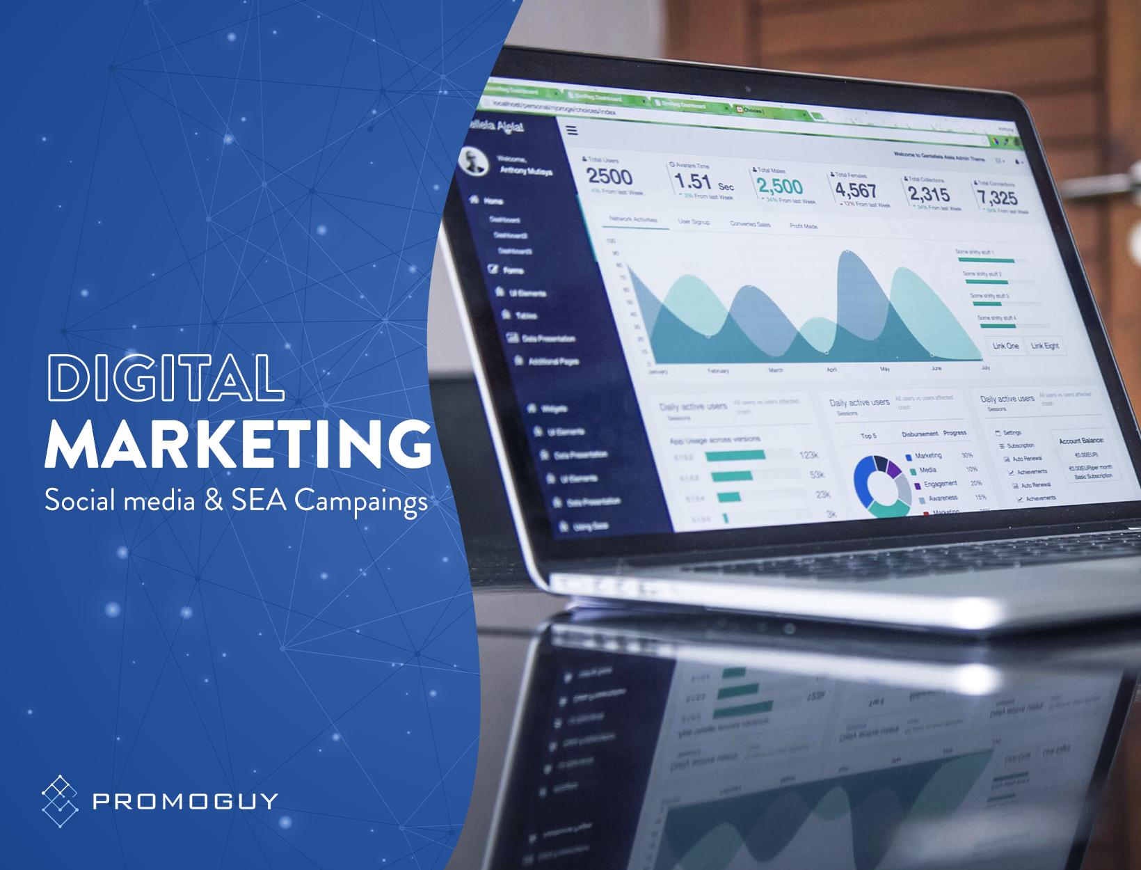 Marketing Campaign - SEO
