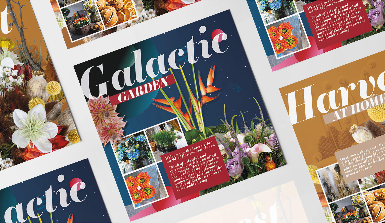 CREATIVE - Branding & Trend Magazines - Publicité