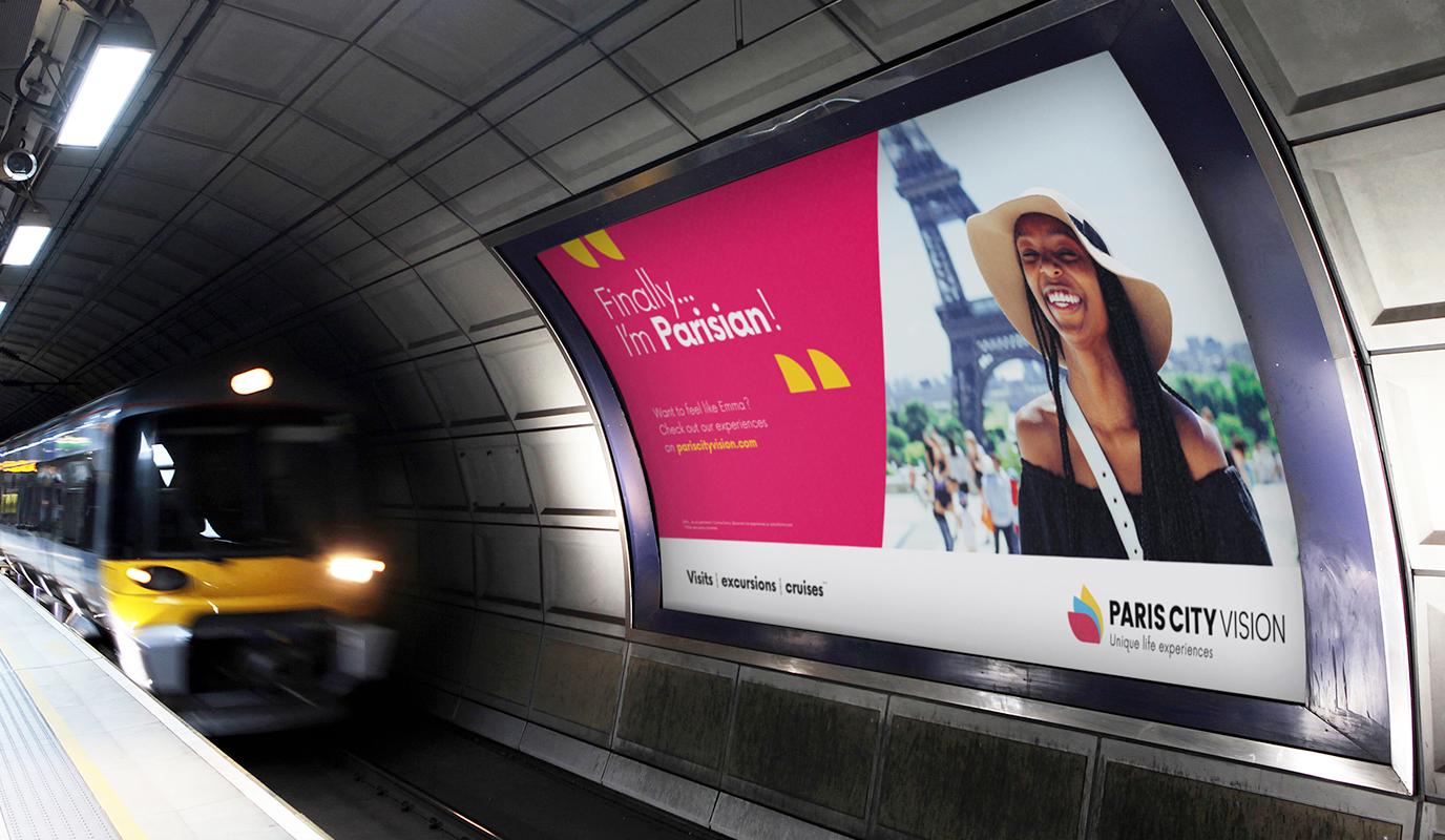 Paris City Vision   Branding et e-commerce - E-commerce