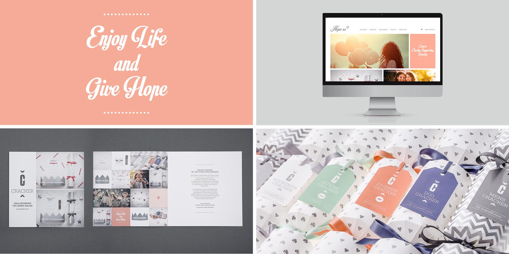 Corporate Design, Packaging Design und Webshop ... - Event
