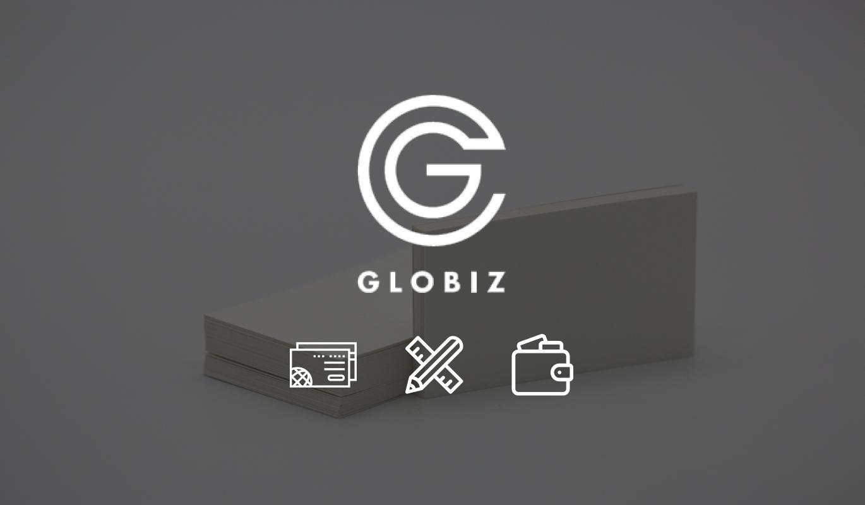 Globiz | Digital Business Card Wallet - Mobile App