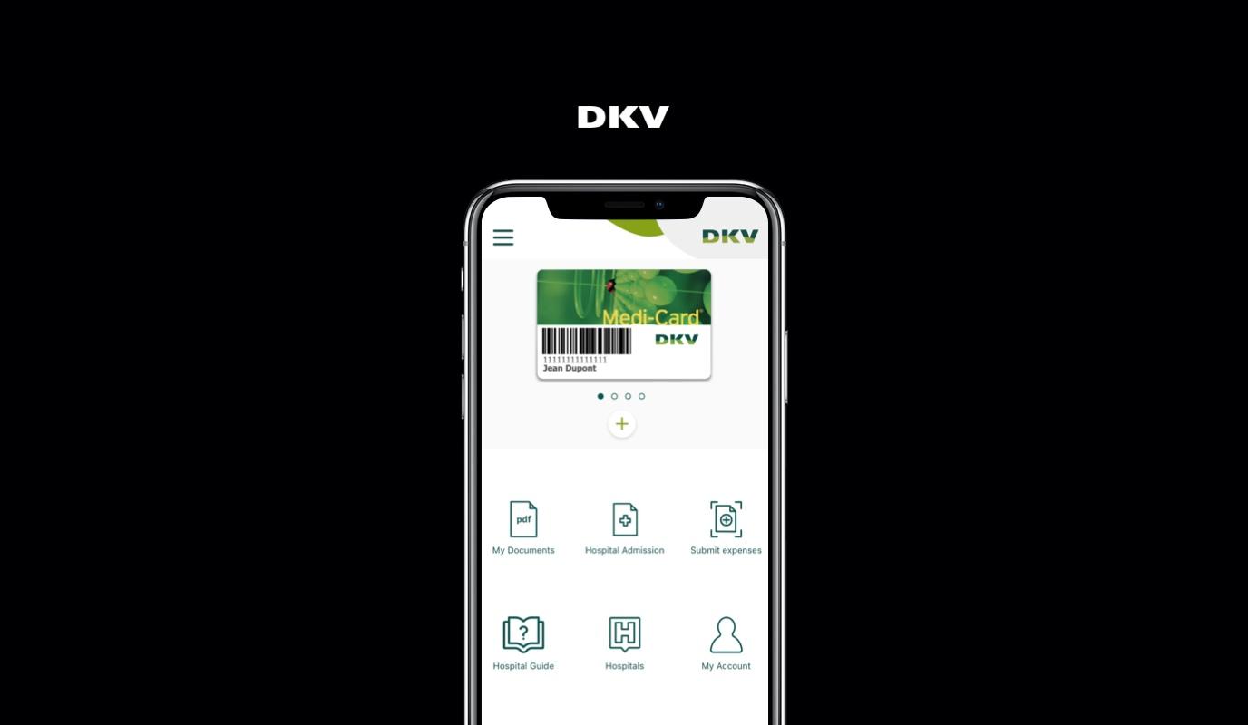 DKV - Application mobile