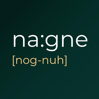 Na:gne Studio logo