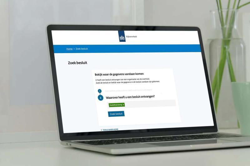 ICTU prototype - Web Applicatie