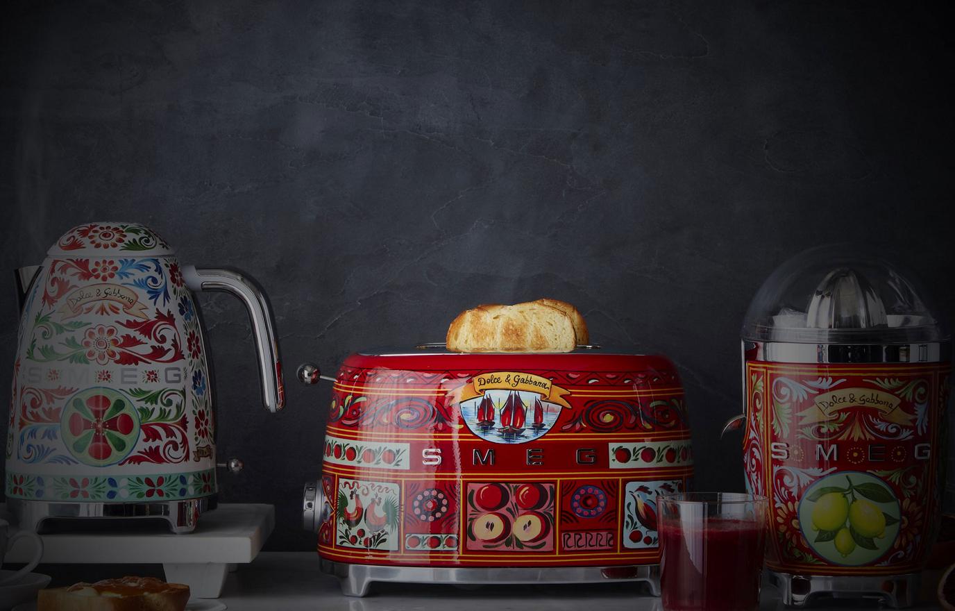 Smeg & Dolce e Gabbana - Branding & Posizionamento