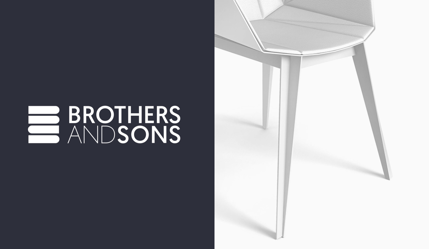 Brothers and Sons: Design & website