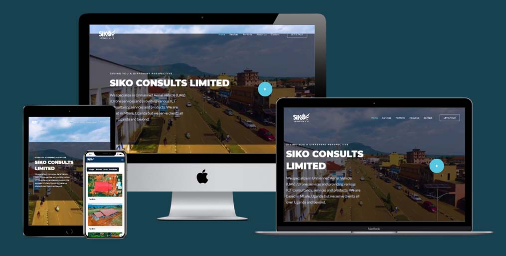 Siko Consults Limited - Digital Strategy