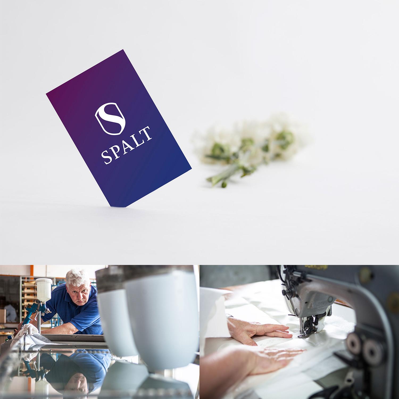 Spalt – Strategy, Corporate Design, Editorial, App - Markenbildung & Positionierung