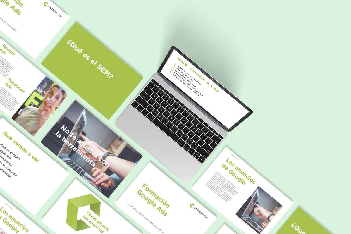 Rebranding de Coste por Clic