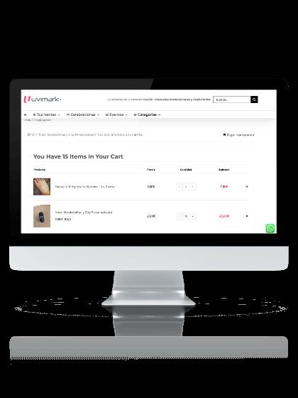 UVIMARK - E-commerce