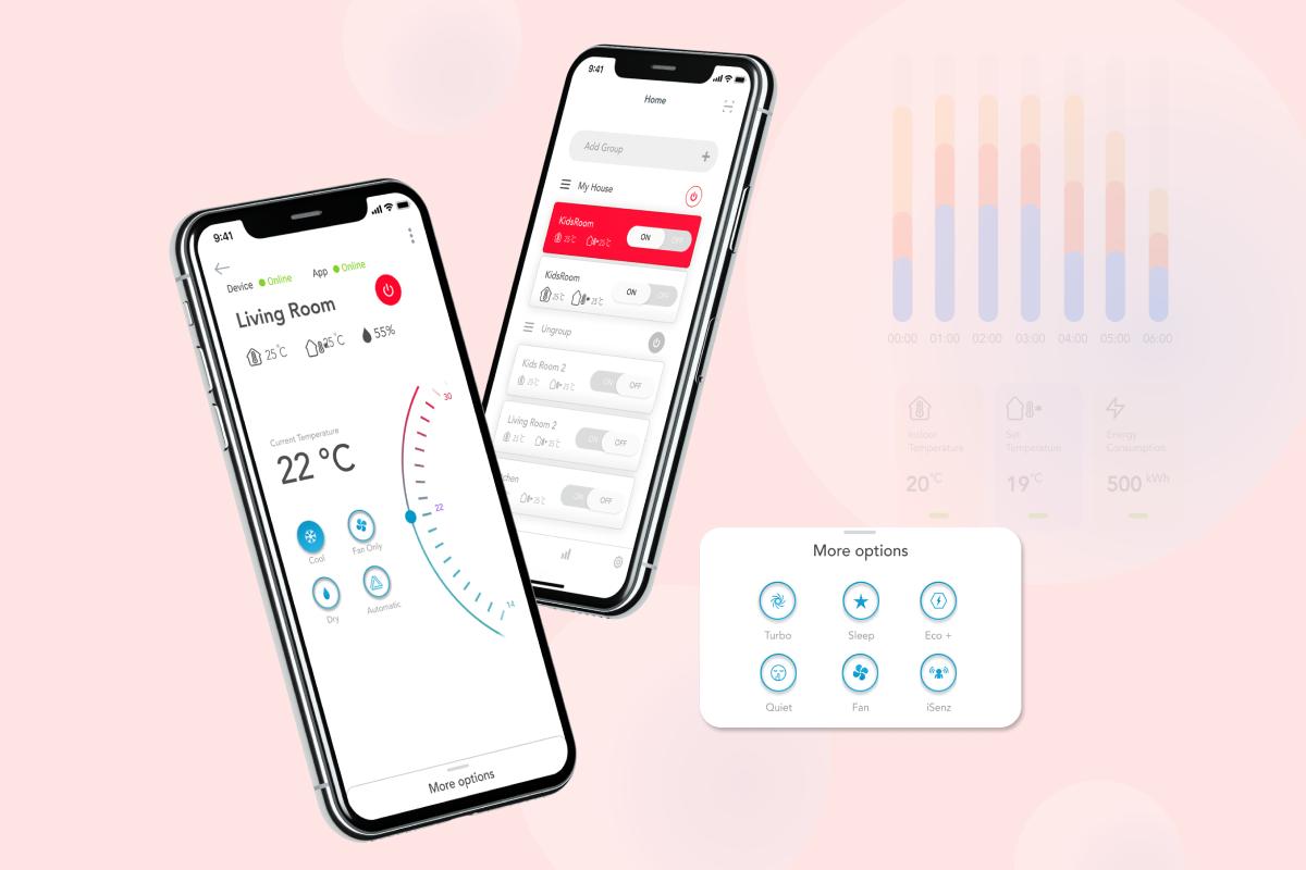 MY Acson - Mobile App
