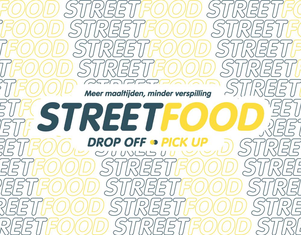 StreetFood: Meer maaltijden, minder verspilling - Branding & Positionering