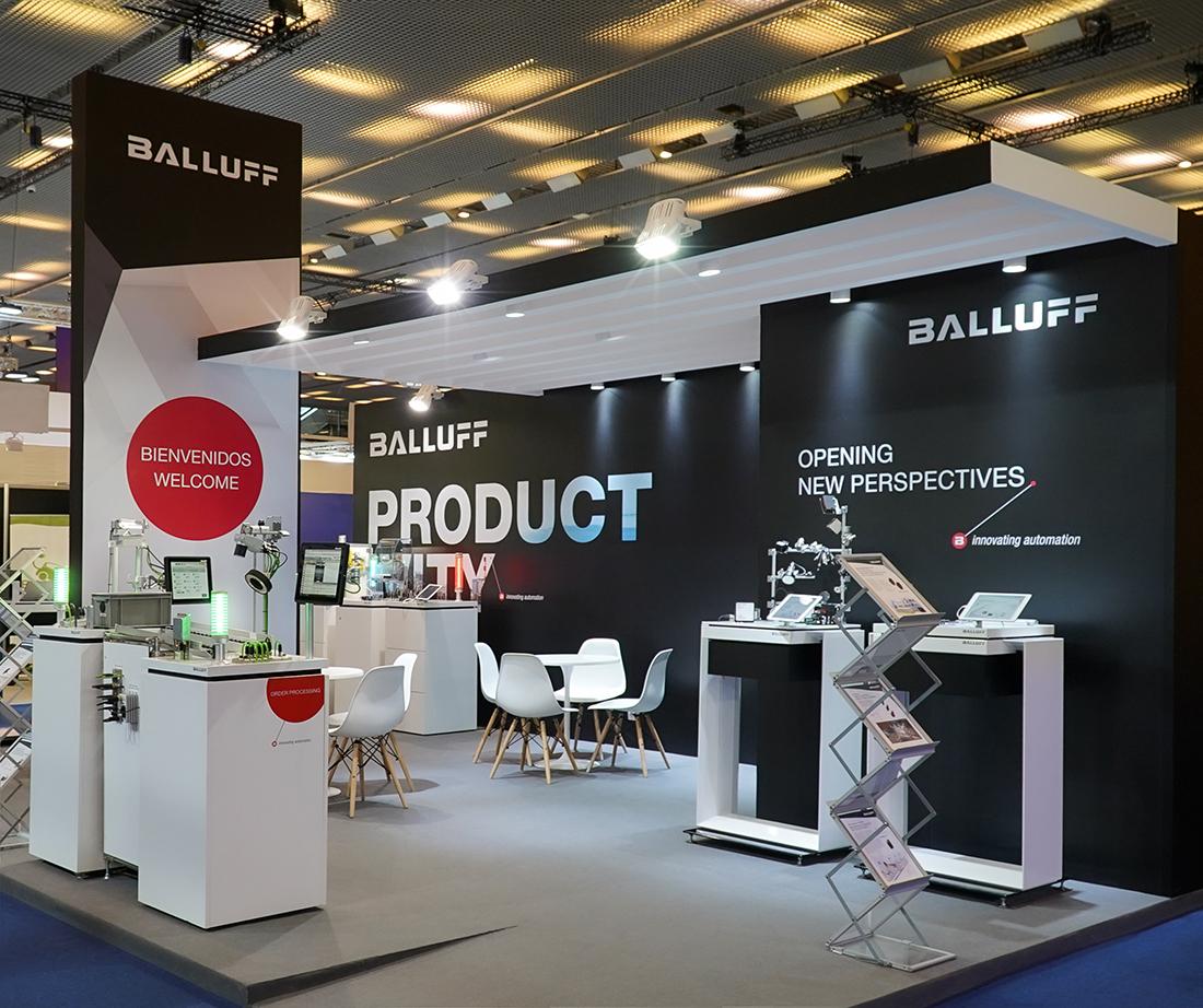 Balluff Advanced Factories 2020
