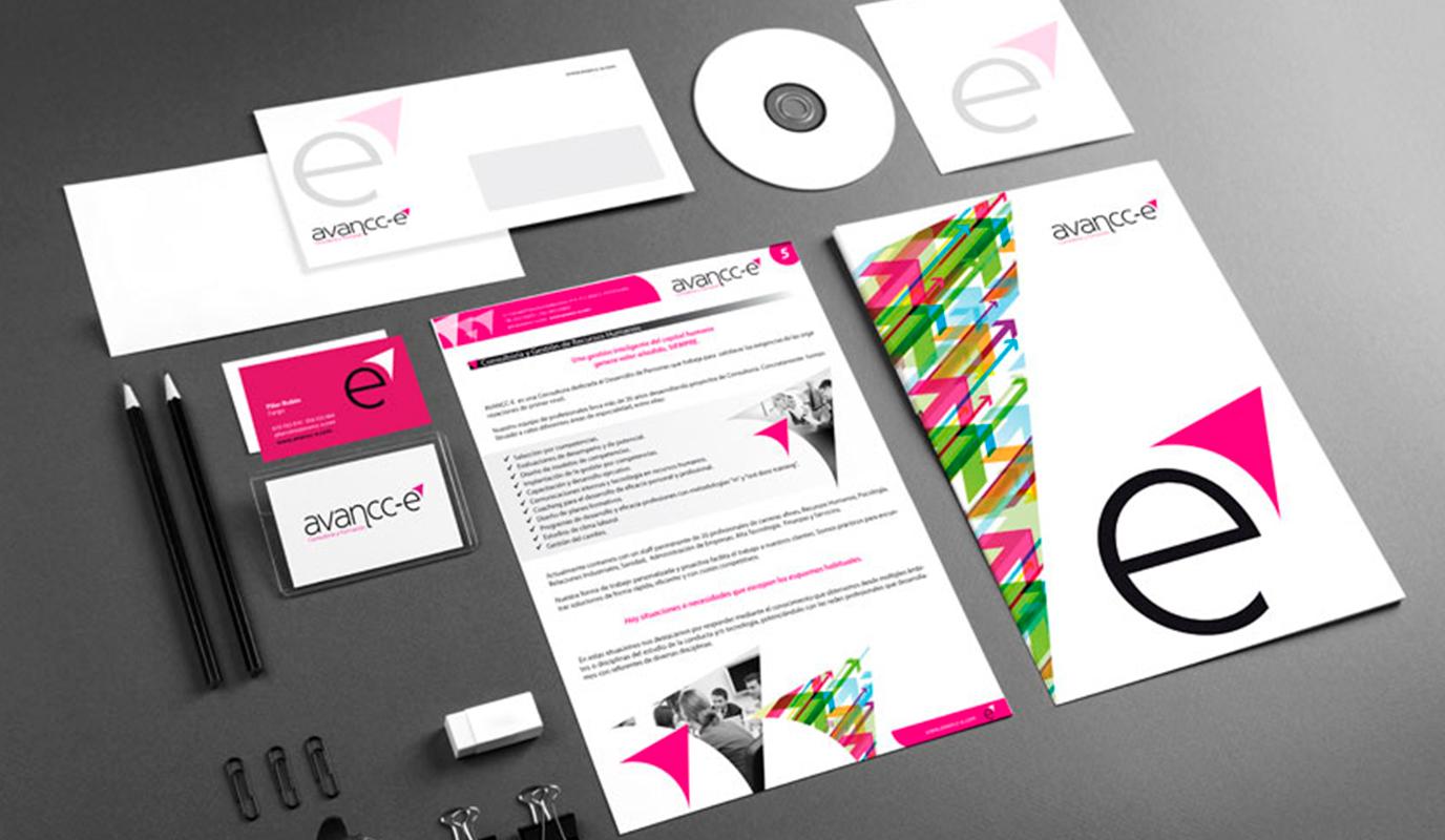 Diseño identidad y página web para consultoría - Creación de Sitios Web