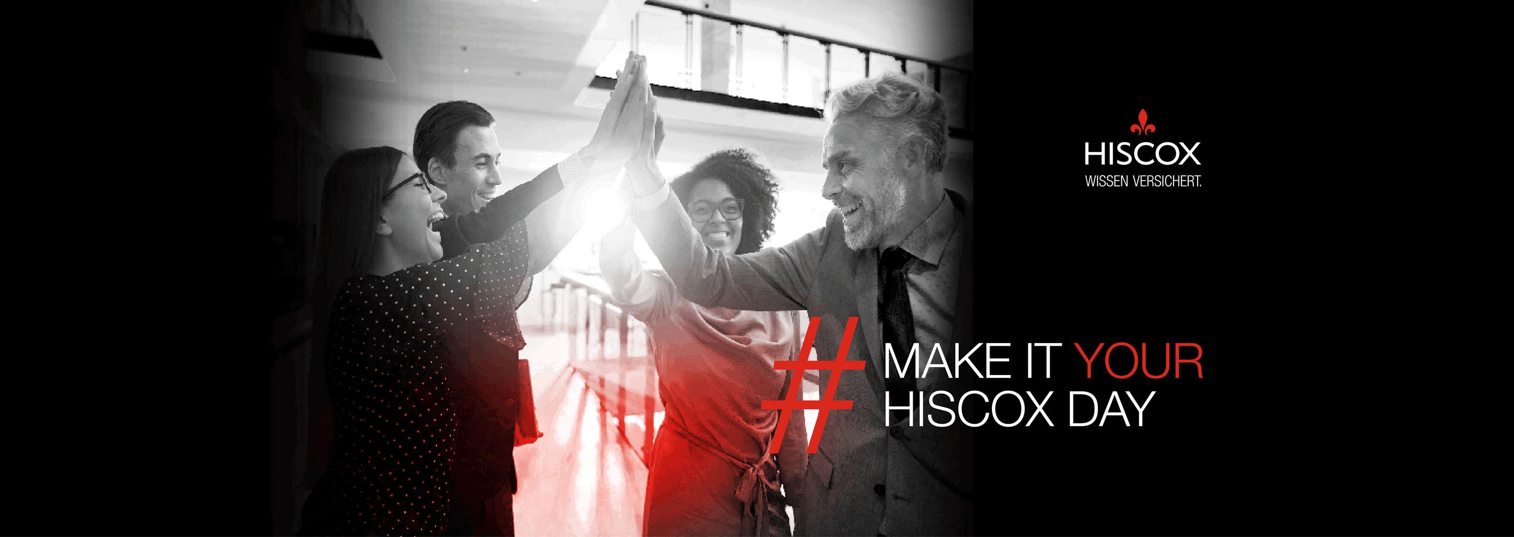 Digitales Makler Event für Hiscox Versicherung - Event