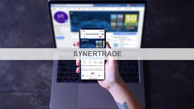 Synertrade - Social Media