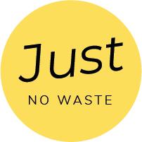 Just No Waste logo