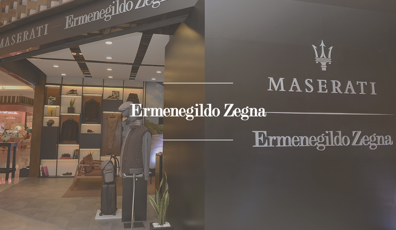 Ermenegildo Zegna y Maserati - Branding y posicionamiento de marca