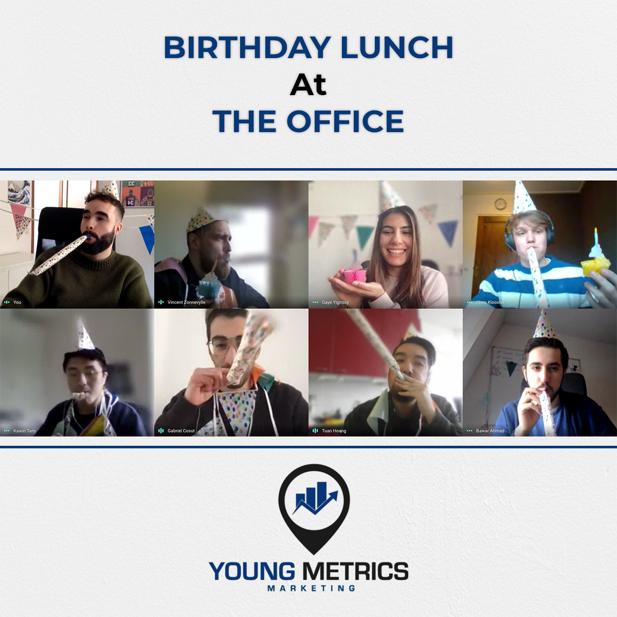 Young Metrics cover