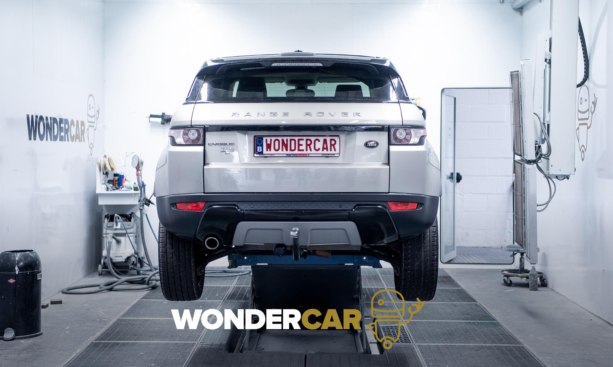 🚙 Wondercar: UX tests & brand new custom website - Website Creatie