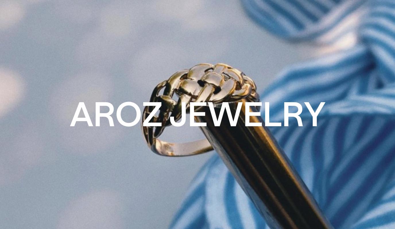 Aroz Jewelry - Eshop - E-commerce