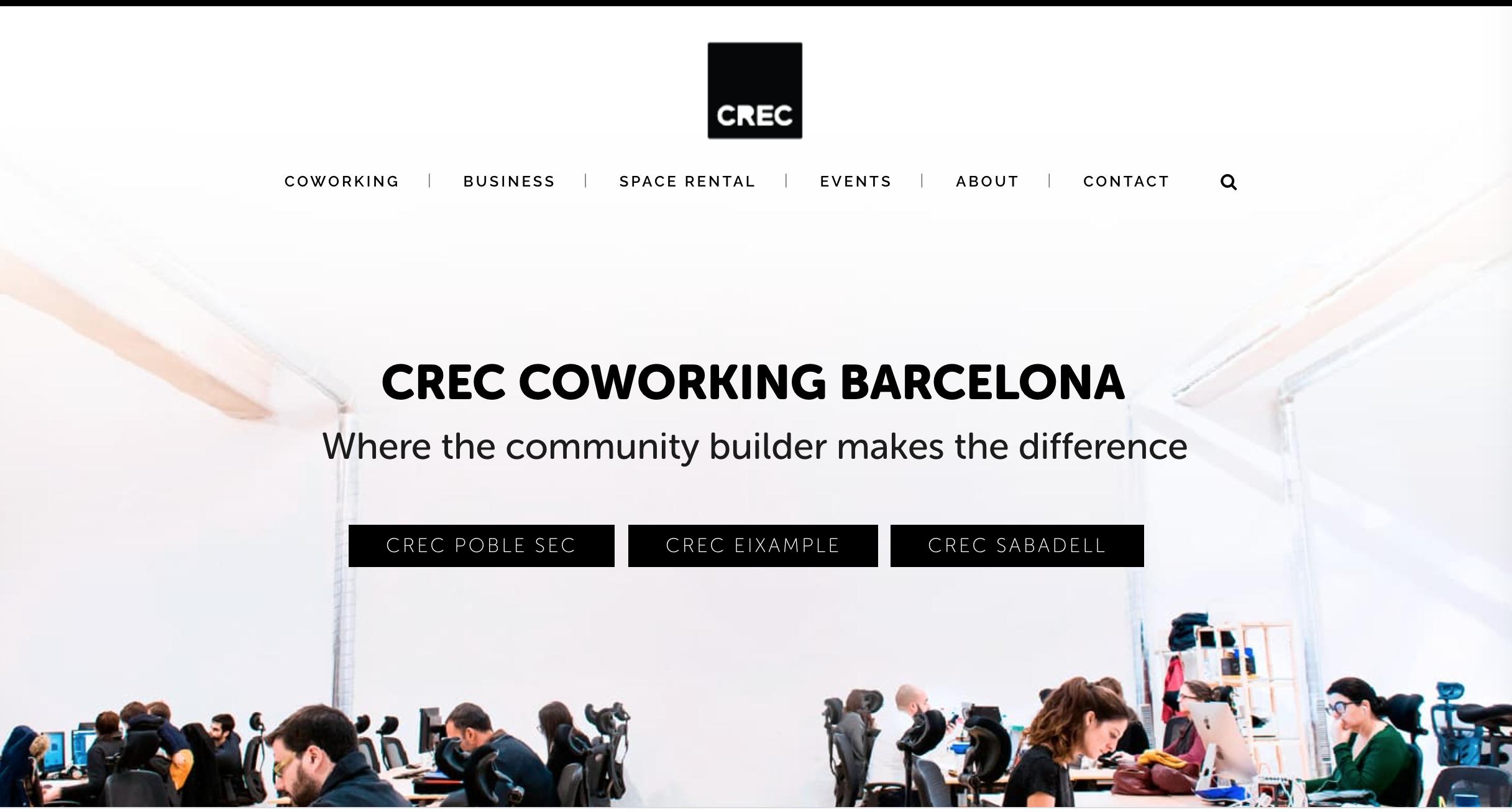 SEO&SEM Crec Coworking Barcelona