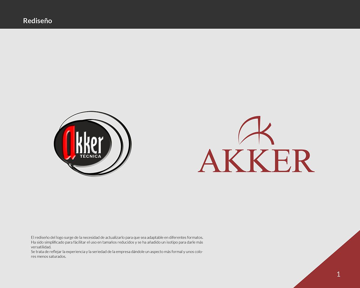 Diseño gráfico Akker - Diseño Gráfico