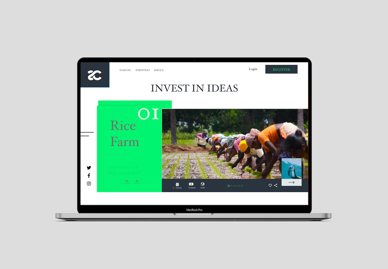 Green Invest - Markenbildung & Positionierung