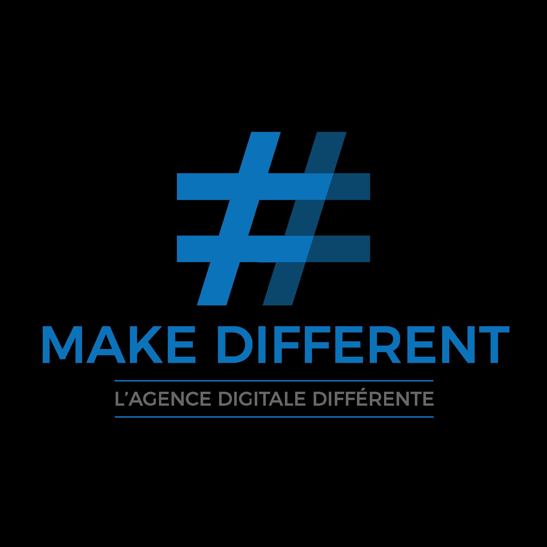 MAKE DIFFERENT logo