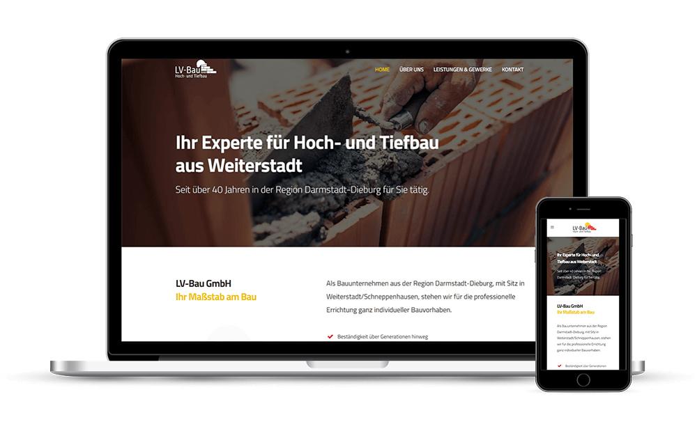 WordPress Website Entwicklung - Webseitengestaltung