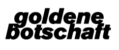 goldenebotschaft Logo