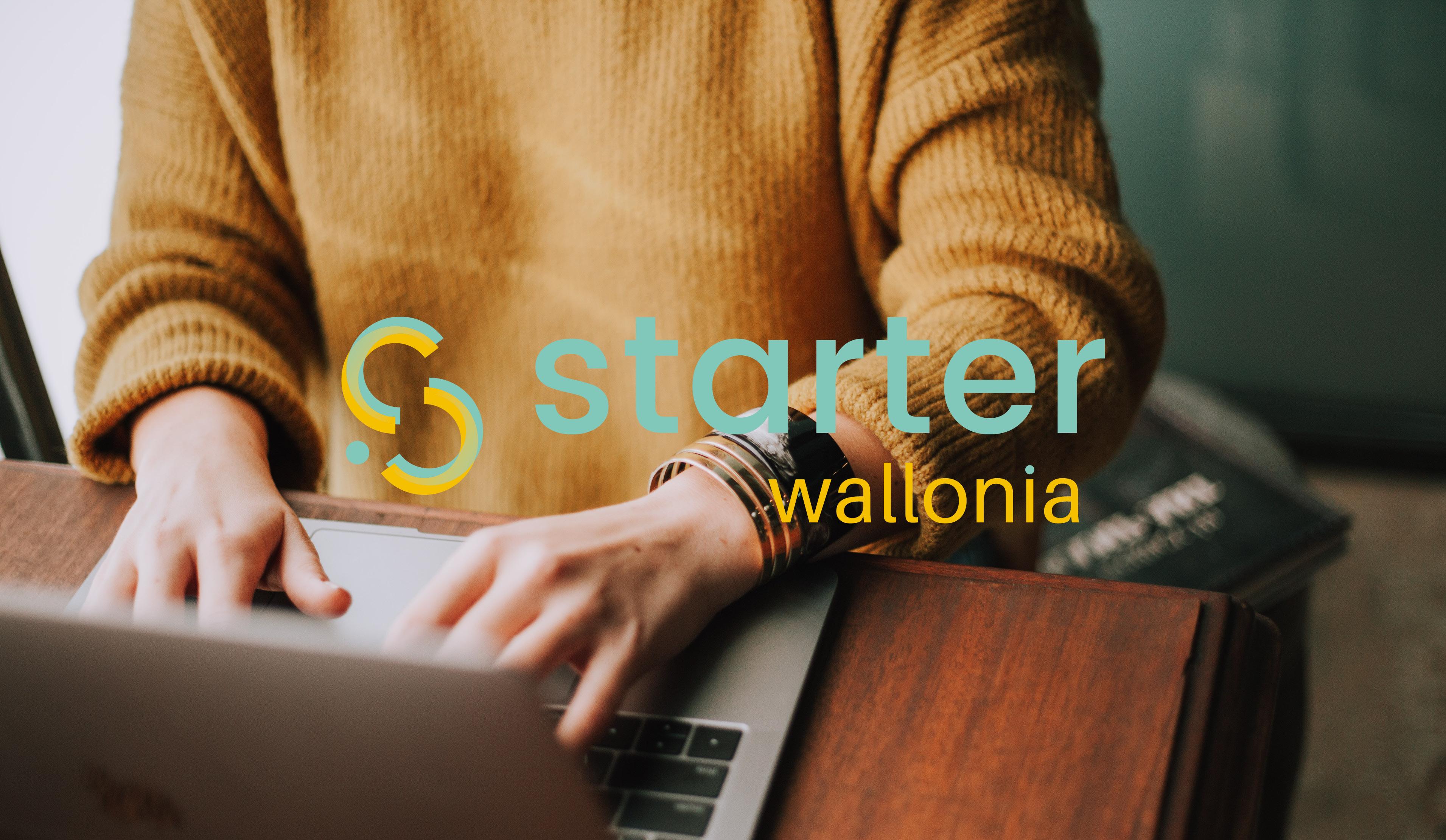 | STARTER WALLONIA  | - Image de marque & branding