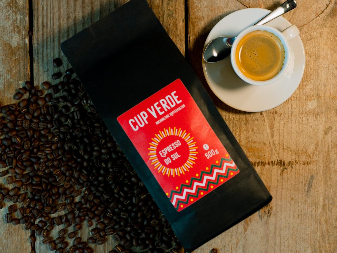 Cup Verde: Lean Startup Brand - Markenbildung & Positionierung