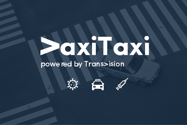 VaxiTaxi | Powered by Transvision - Web Application