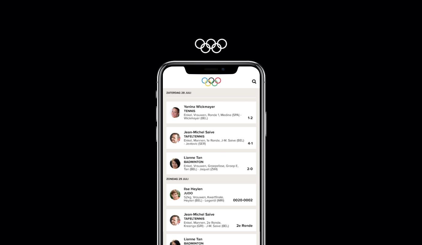 COIB - Application mobile