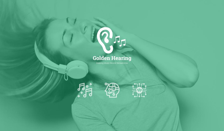 Golden Hearing | Making music sounds sensational