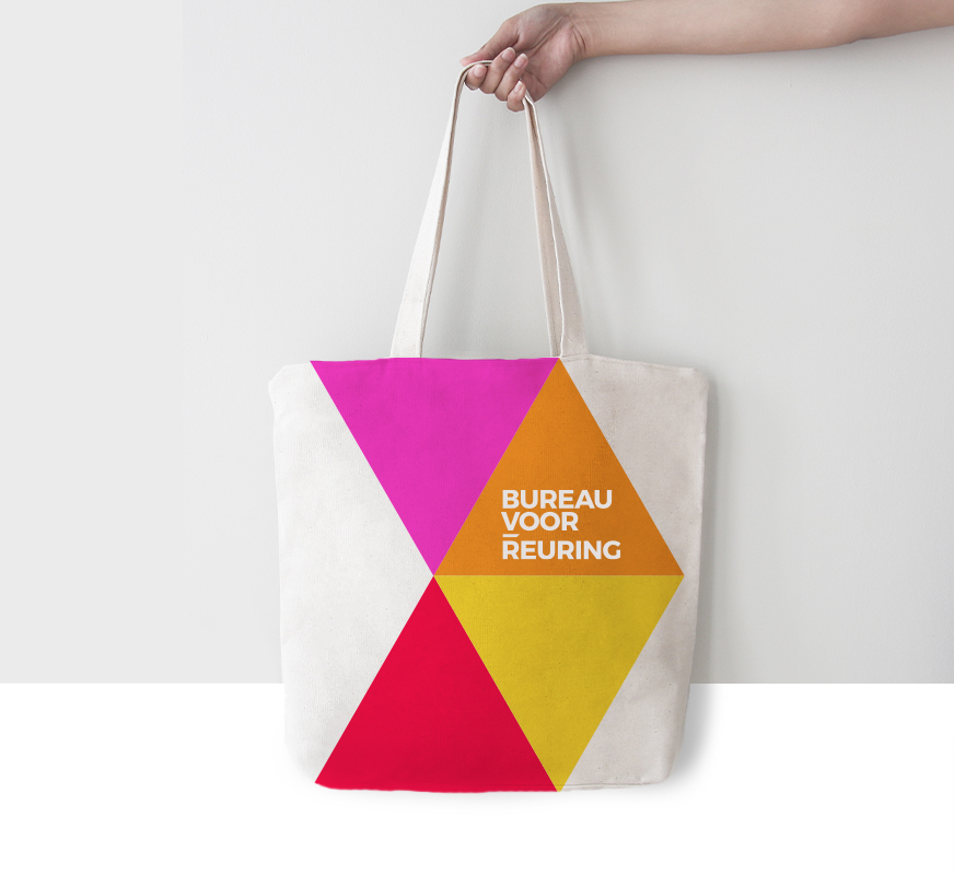 Bureau Voor Reuring | Branding Case Study - Branding & Positionering