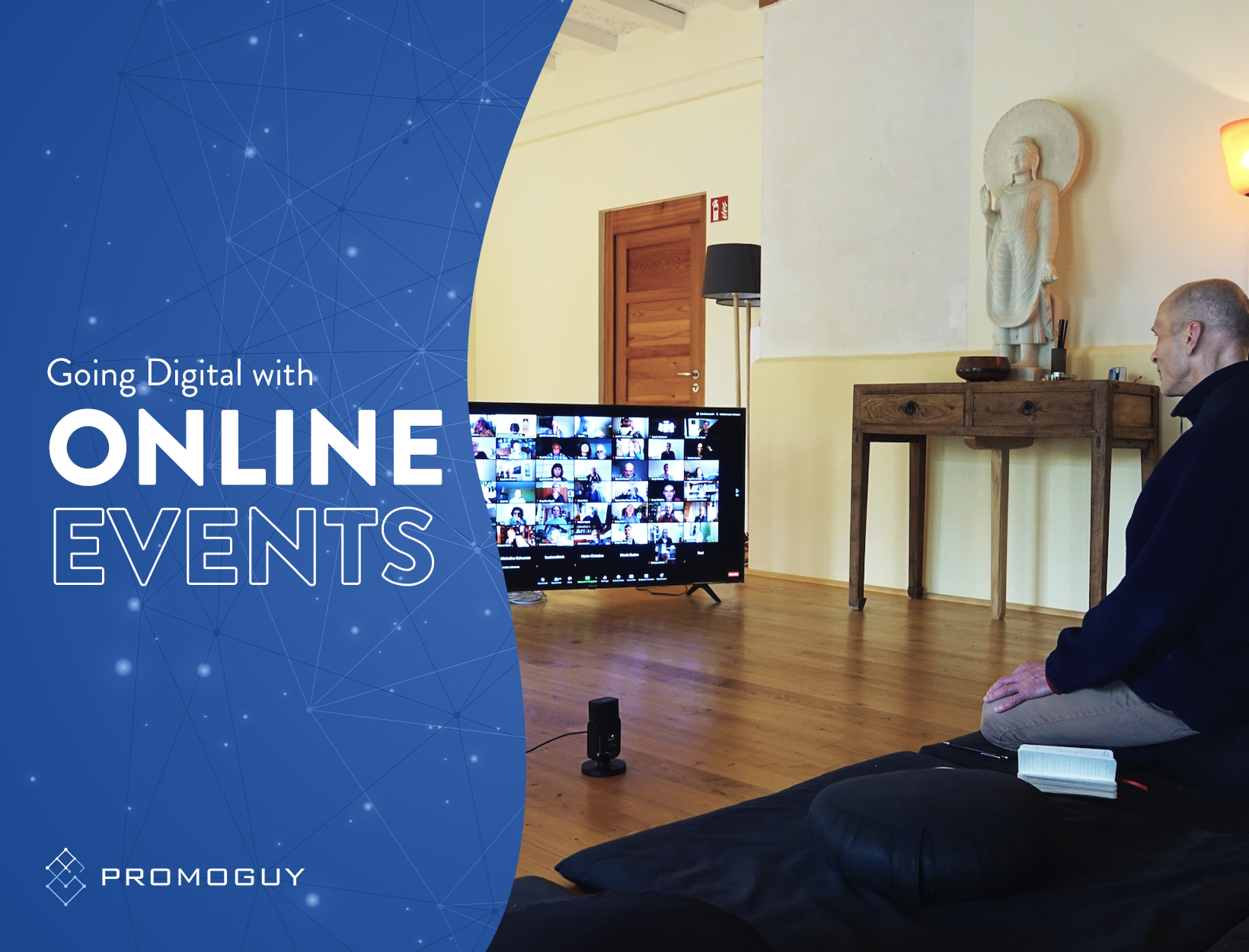 Going Digital with Online Events - First time ever - E-commerce