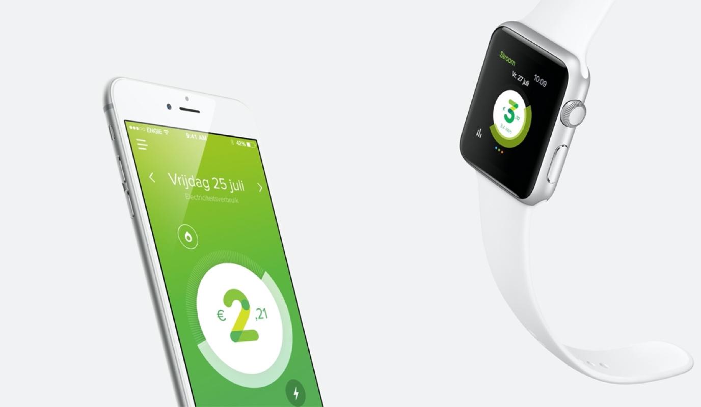 Engie: Smartphone App - Web Applicatie