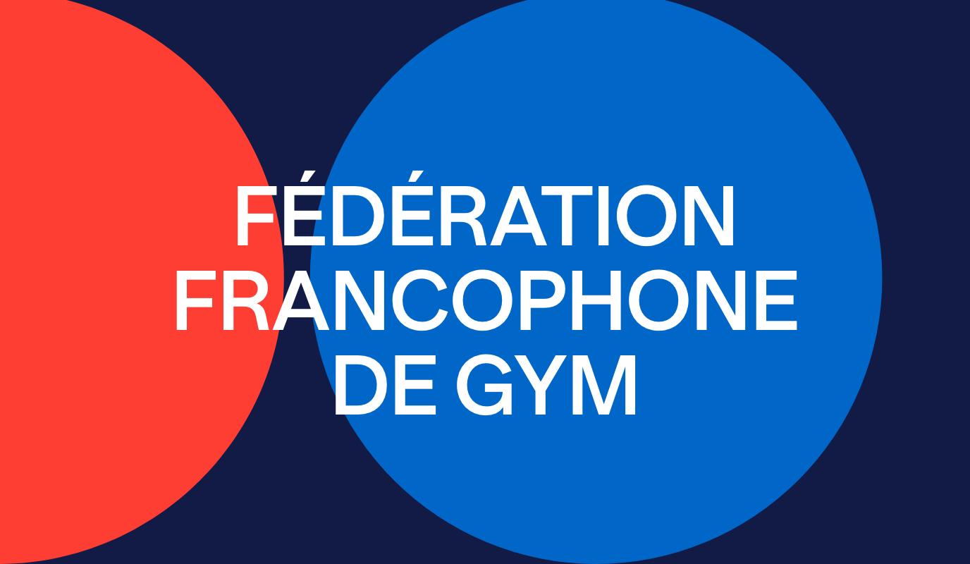 Fédération francophone de Gym - Branding & Site - Création de site internet