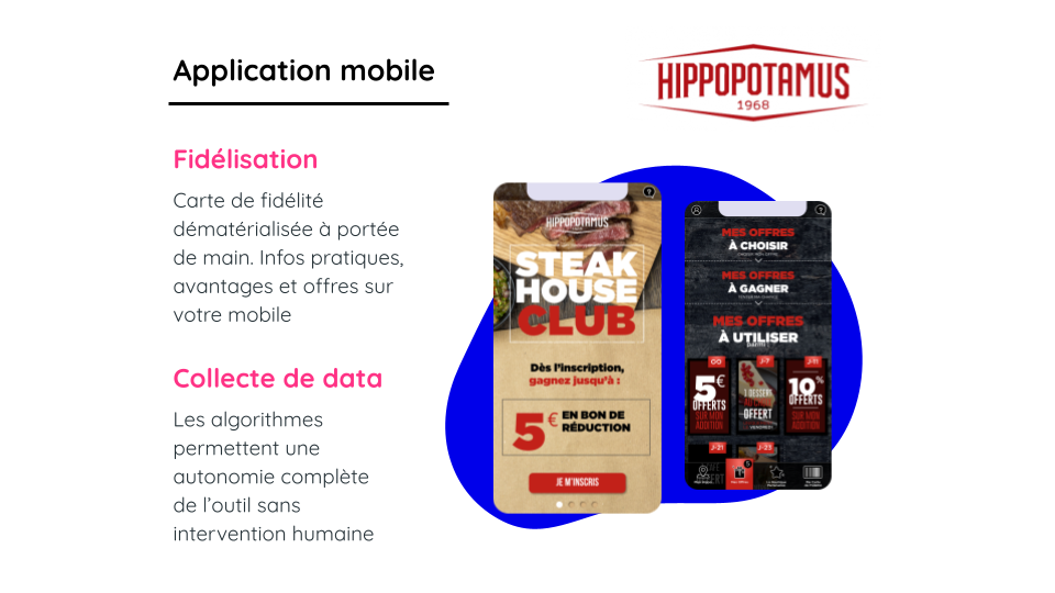 HIPPOPOTAMUS - Application web
