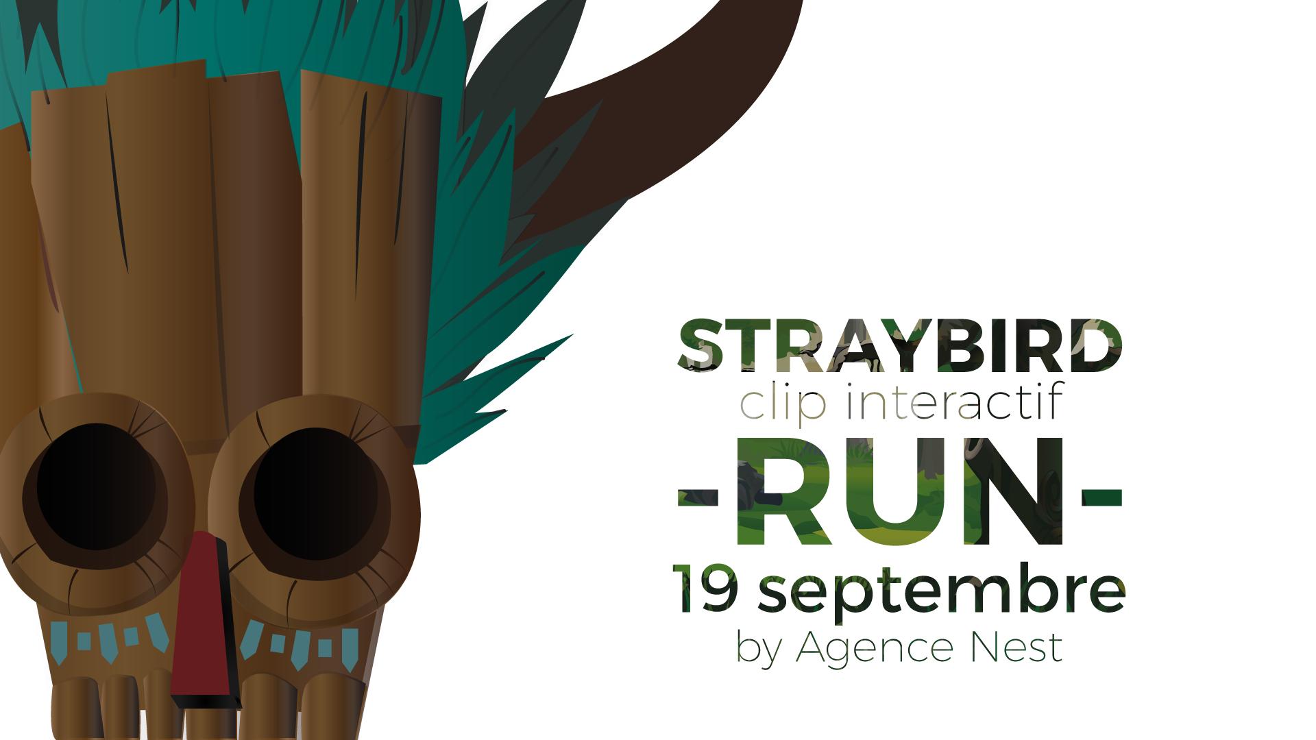 Straybird - Publicité en ligne
