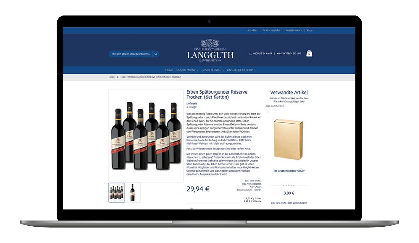 Magento2-Relaunch