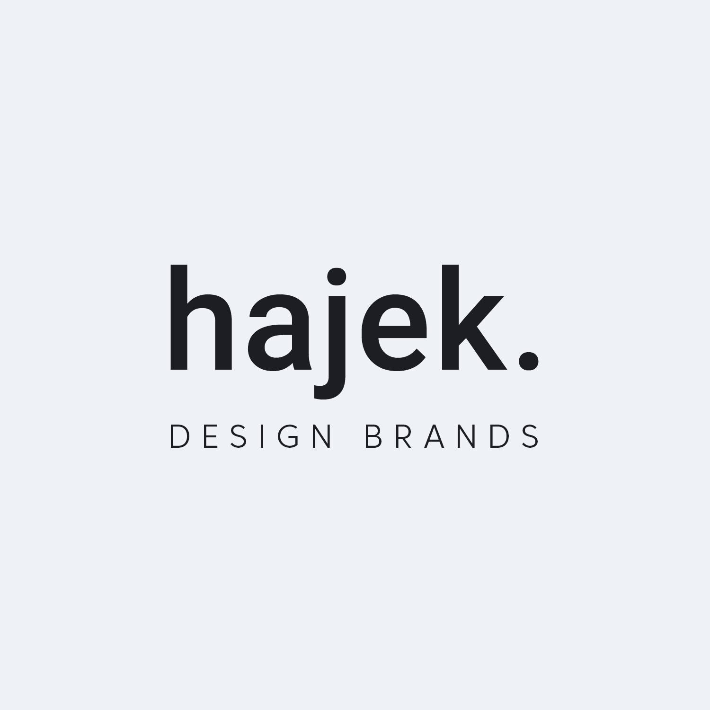 hajek. Design Brands logo