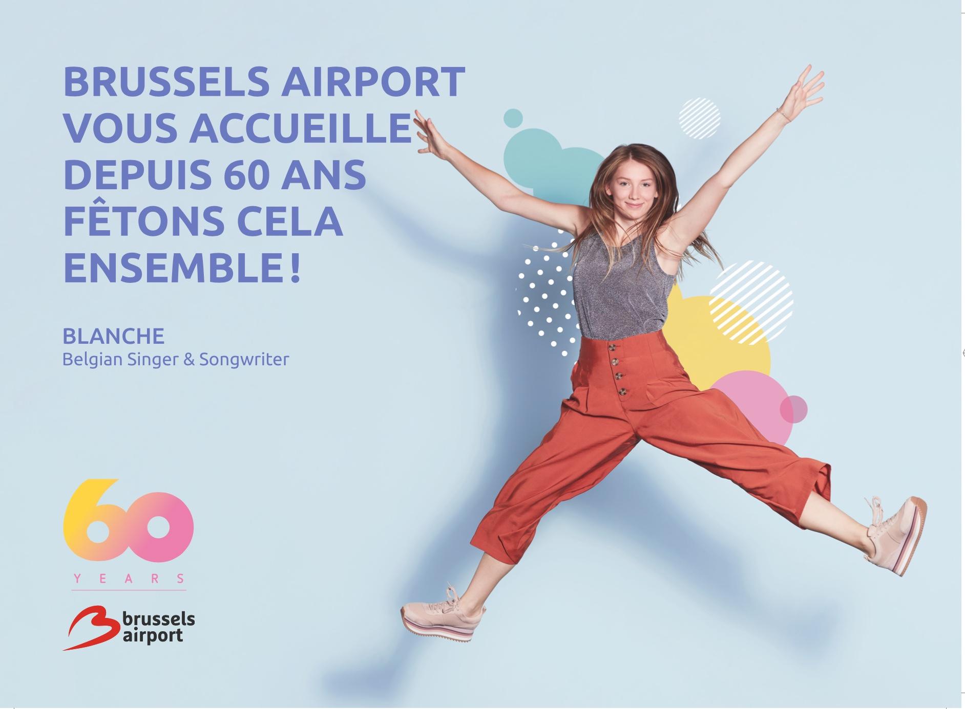 Brussels Airport - Design & graphisme
