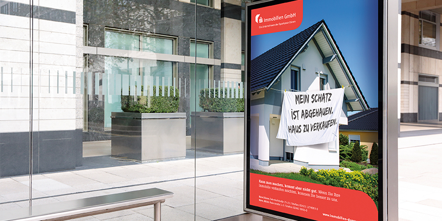 Sparkasse-Immobilien - Markenbildung & Positionierung