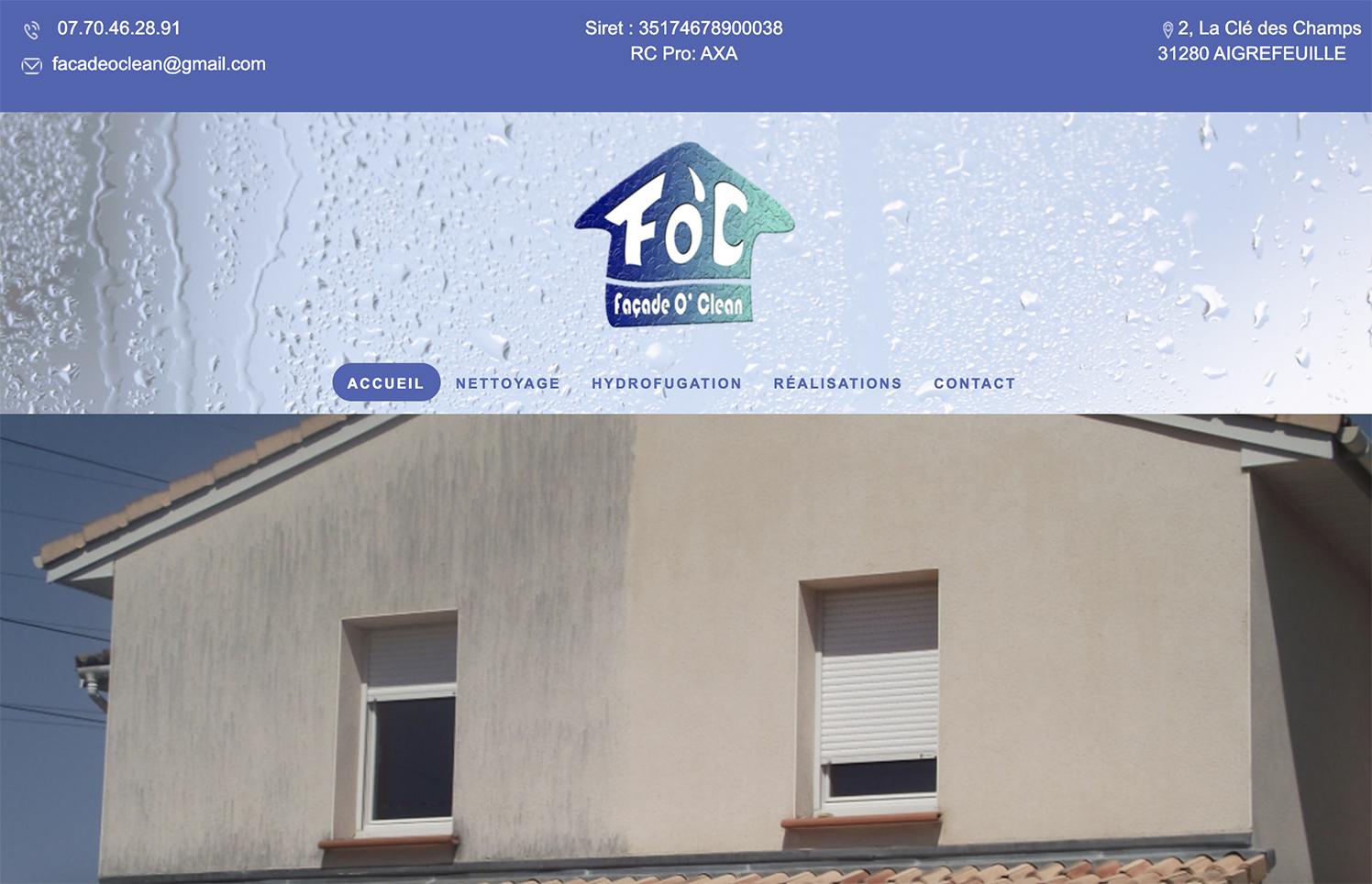 Site Internet et référencement - Design & graphisme