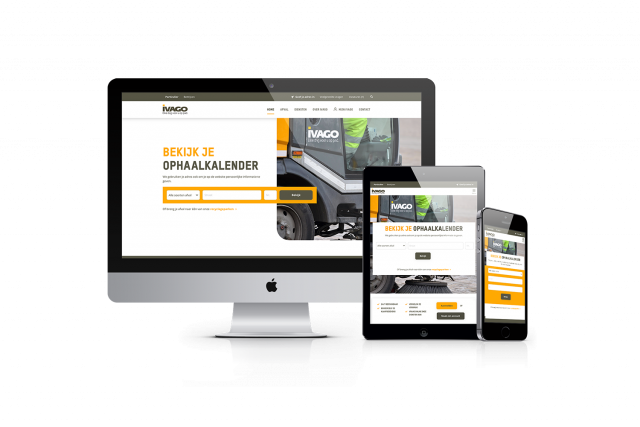 Ivago - website & software integration - Web analytics / Big data