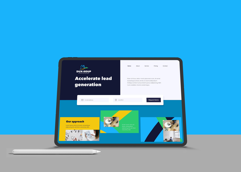 DUX-SOUP rebranding - Website Creatie