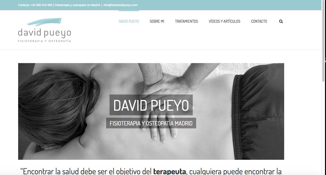 Diseño WEB, posiconamiento WEB y Redes Sociales